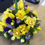Table Posy Arrangements