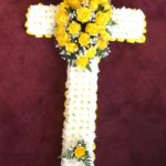 Cross Floral Tributes
