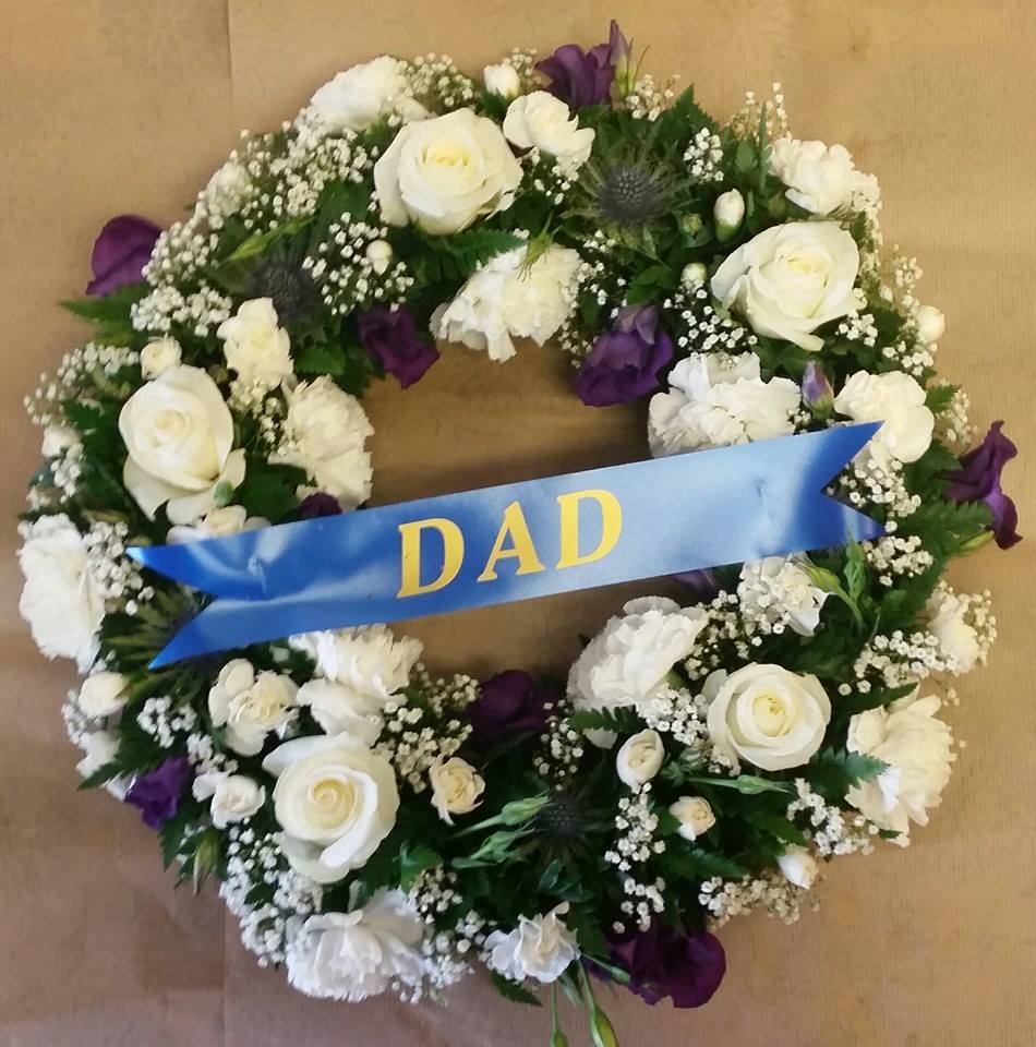 Wreath rings tributes pet alls florist wreath ring tributes izmirmasajfo