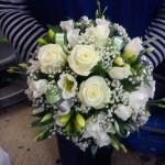 Bridal handtied's